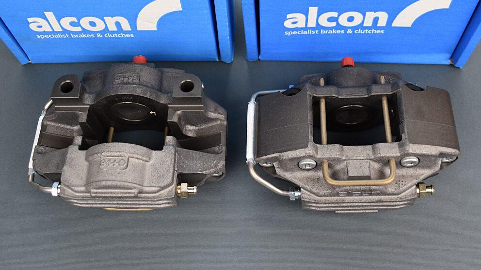 Pinze Alcon nuove Saxo Super 1600 posteriori 1