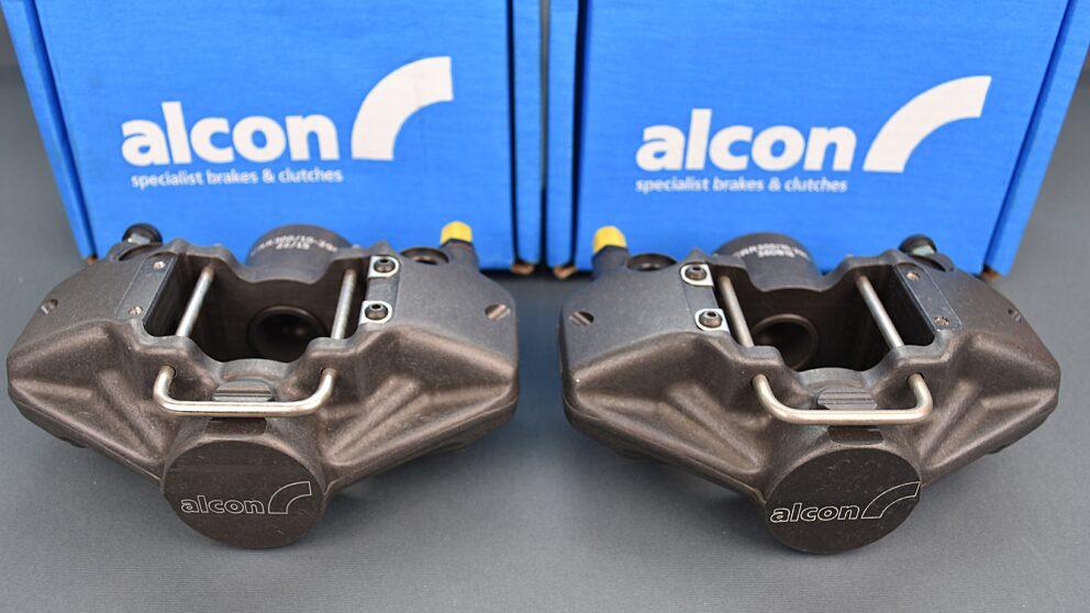 Pinze freno Alcon posteriori Peugeot 208 R2 1