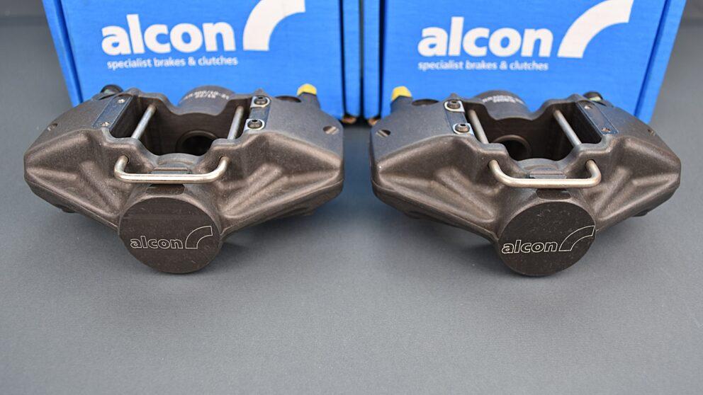 Pinze freno Alcon posteriori Peugeot 208 R2 2