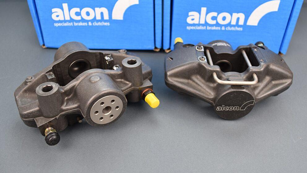Pinze freno Alcon posteriori Peugeot 208 R2 3