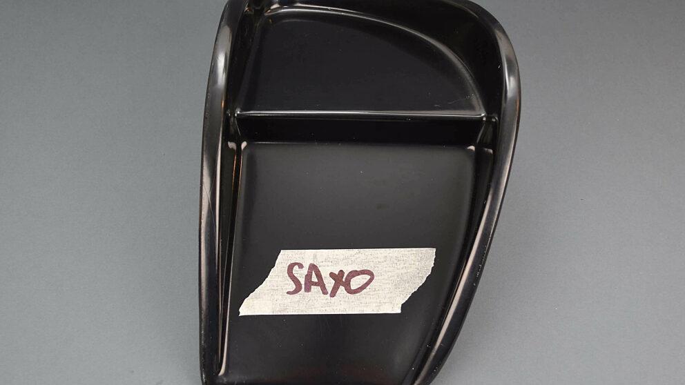 Console Saxo vetroresina