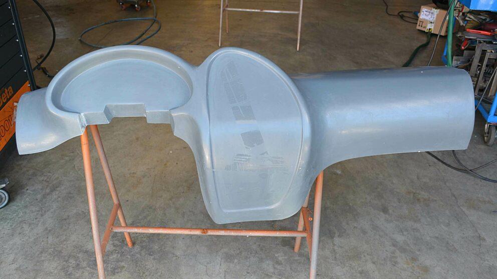 Cruscotto vetroresina 1