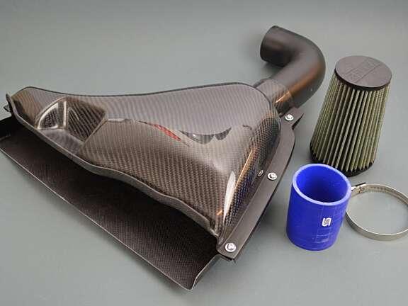 Airbox 106 Cup TU5 J4 vetroresina finitura carbonio 28229