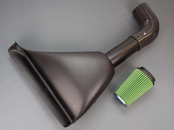 Airbox Saxo Cup replica tubo metallo 28129
