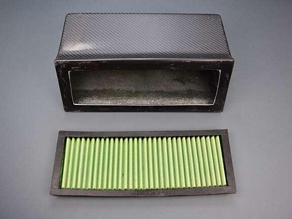 Airbox e filtro Saxo Kit 28429