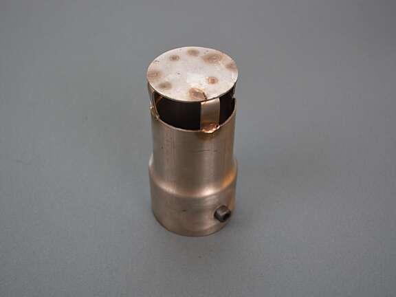 DB Killer scarico 58 mm Saxo 106 28229