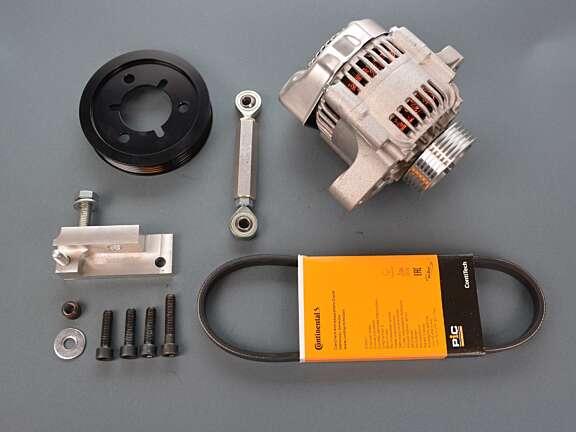 Kit alternatore leggero per Saxo 106 TU5 J4