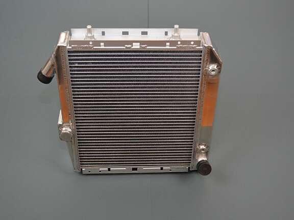Radiatore alluminio alta portata R5 GT Turbo 28129