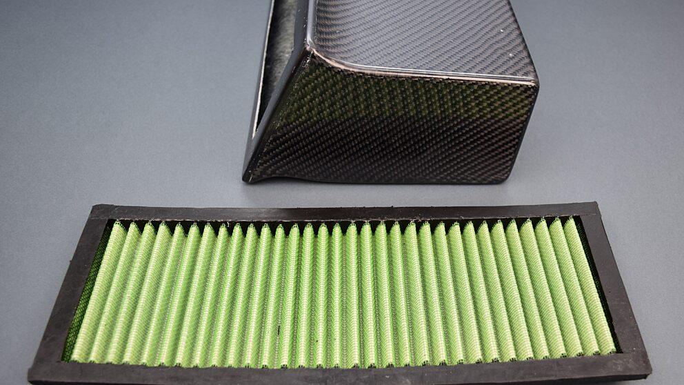 Airbox e filtro Saxo Kit 1