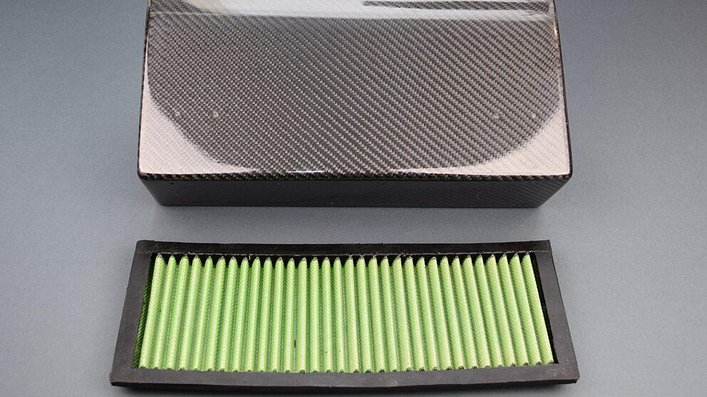 Airbox e filtro Saxo Kit 3