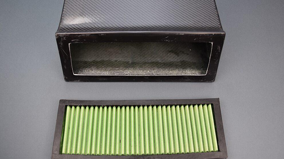 Airbox e filtro Saxo Kit 4