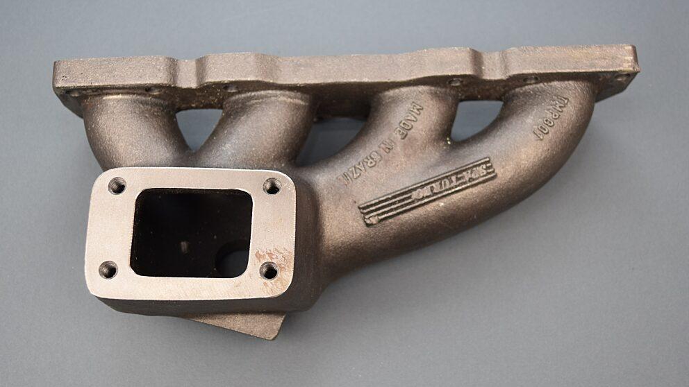 Collettore Saxo 106 turbo T25 3
