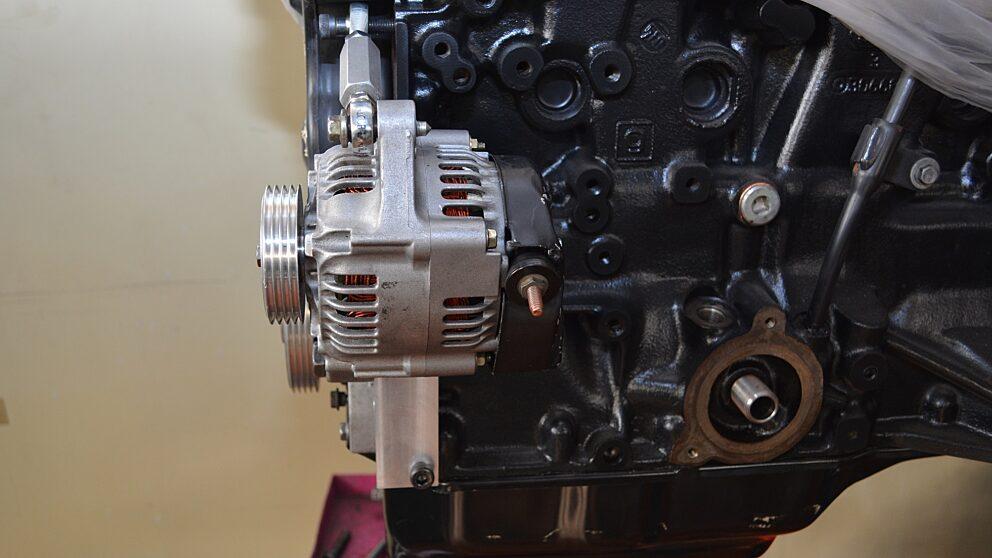 Kit alternatore leggero Saxo 1