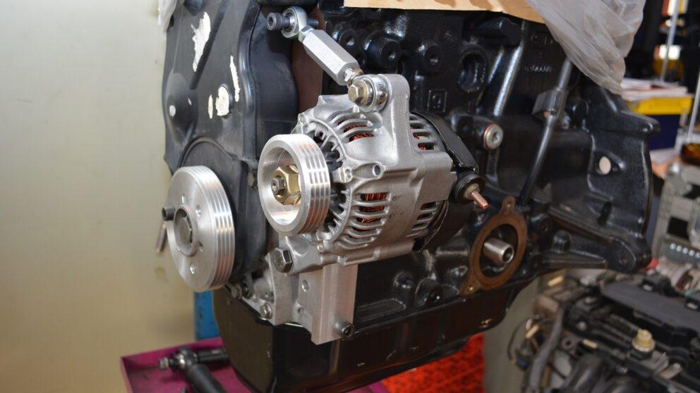 Kit alternatore leggero Saxo 2