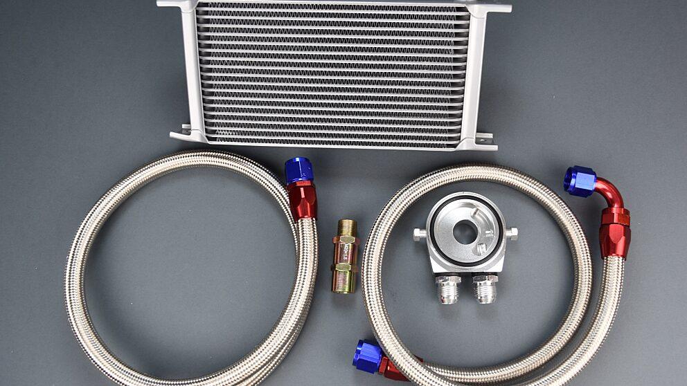 Kit radiatore olio 19 ranges 1