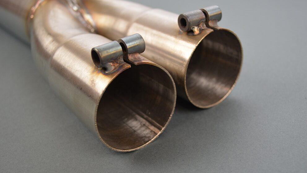 Raccordo collettore Supersprint scarico 58 mm 2