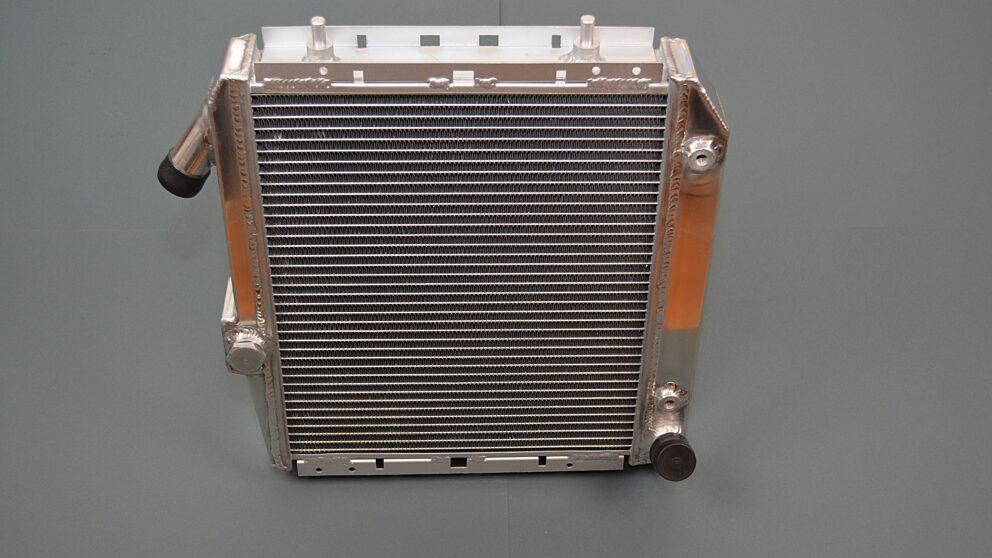 Radiatore alluminio alta portata R5 GT Turbo 1