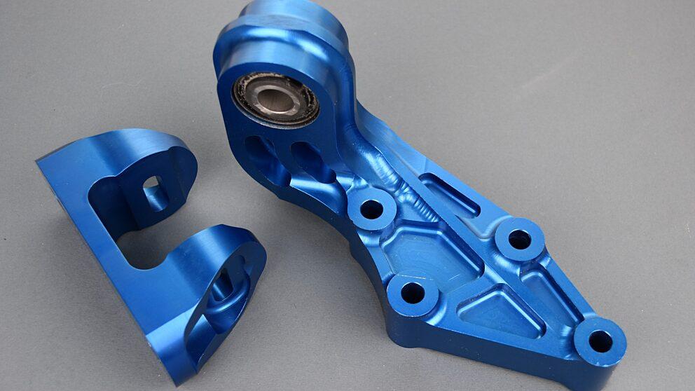 Supporto motore Saxo Gr A lato distribuzione 2