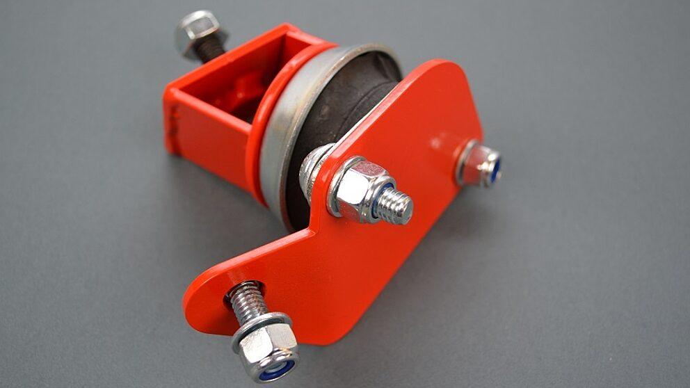 Supporto motore destro R5 GT Turbo rinforzato 2