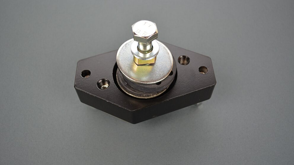 Supporto motore destro Saxo 106 1600 rinforzato 3