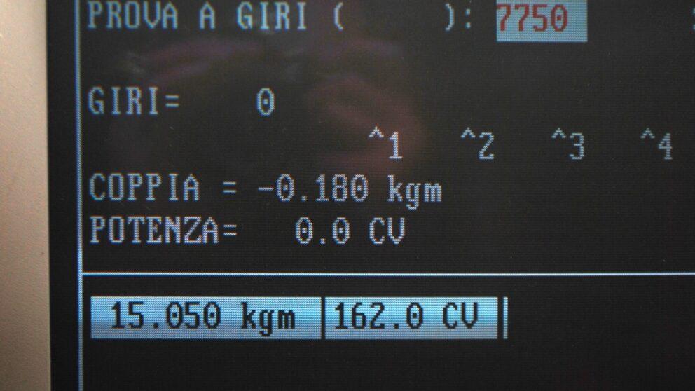 Merc motore nuovo mini Gr A