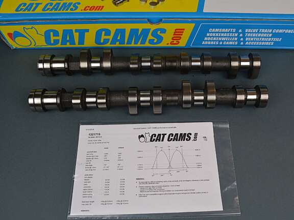 Alberi camme Catcams 715 Saxo 106 TU5 J4 TU5 JP4