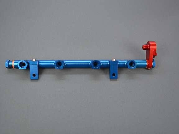 Flauto iniettori ergal TU5 J4 Saxo 106 28129