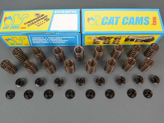 Kit molle valvola e piattelli Catcams Citroen e Peugeot 28229