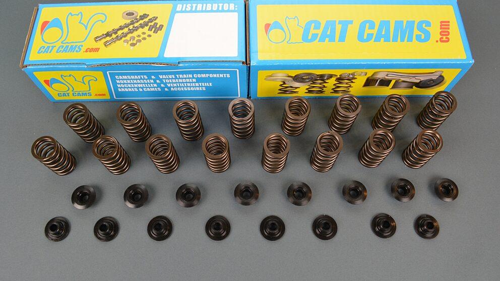 Kit molle valvola e piattelli Catcams Citroen e Peugeot 2