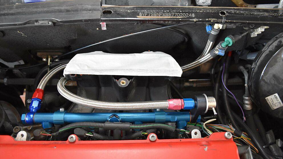 Kit tubi benzina e raccordi Saxo 106 1600 16v 4