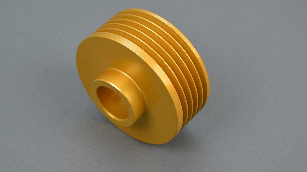 Puleggia ergal alternatore Saxo 106 TU5 J4 1