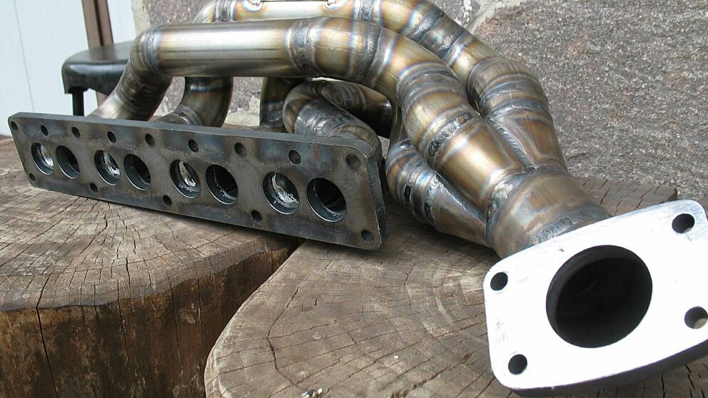 Collettore scarico DP 306 turbo