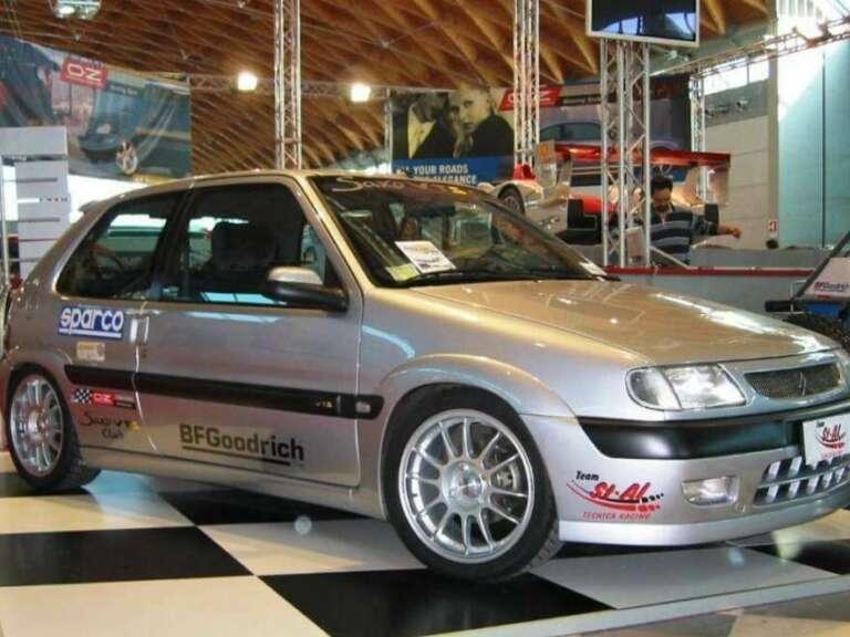 Saxo nel 2003
