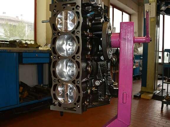 Saxo 2000 Preparazione motore
