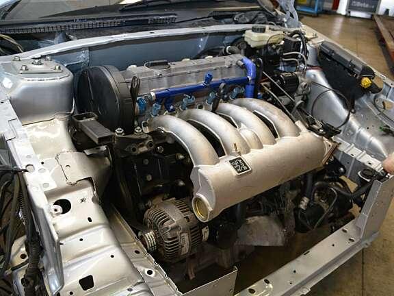 Saxo 2000 installazione XU10 J4 RS 2