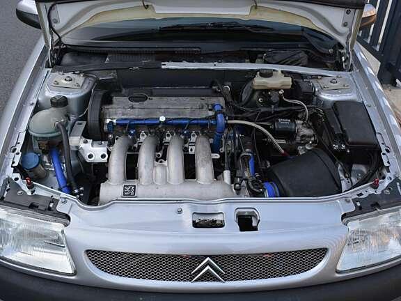 Saxo 2000 motore 35