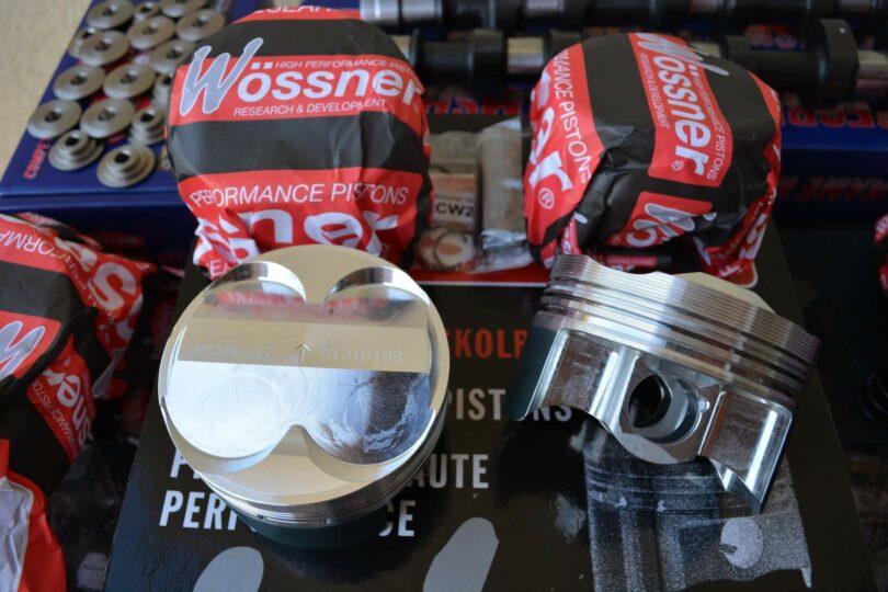 Pistoni Wossner XU10 J4 RS 87 mm