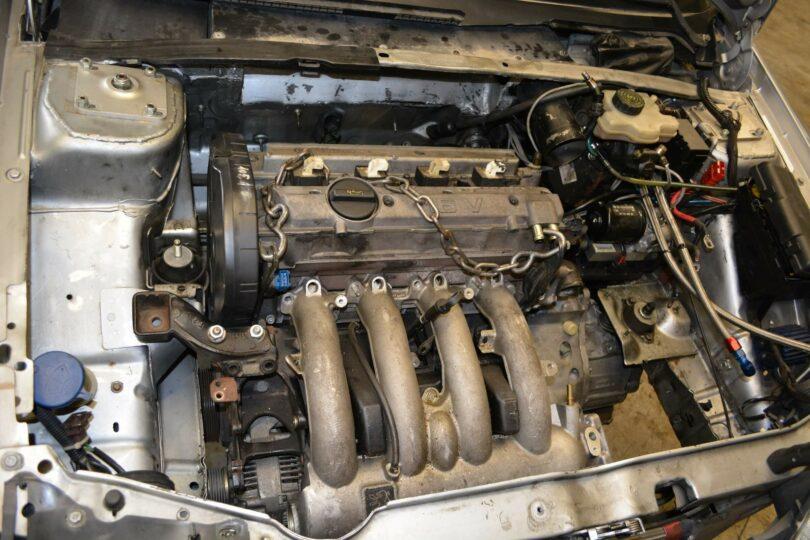 Prime prove ingombro motore 1