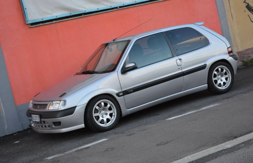 Saxo finita XU10 J4 RS B