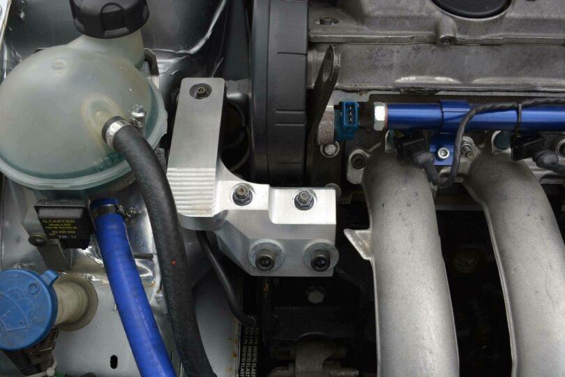 Supporto motore alluminio Saxo XU10 J4 RS
