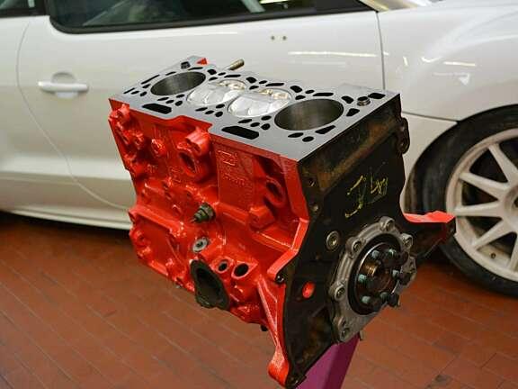 Motore Valentino Laroc 4