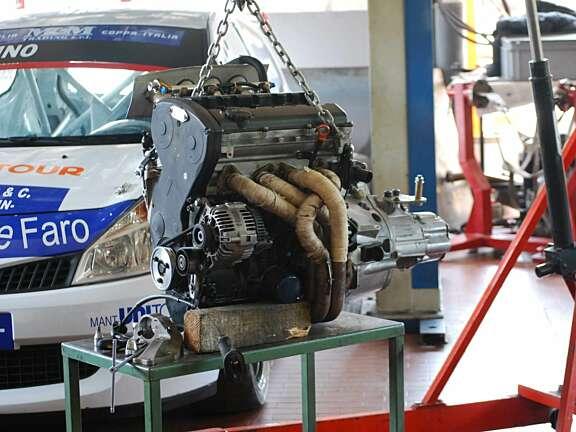 Evo 2010 motore assemblato