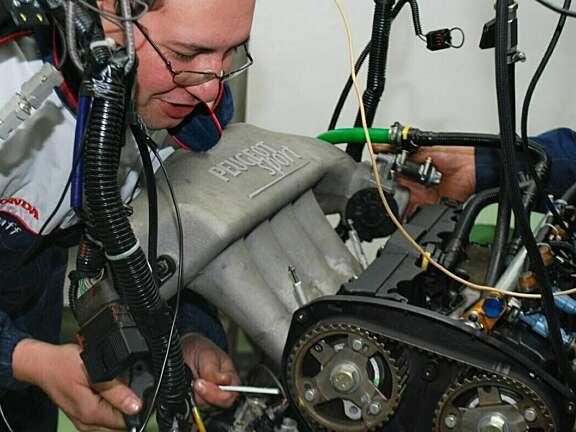 Evo 2010 test collettore Super