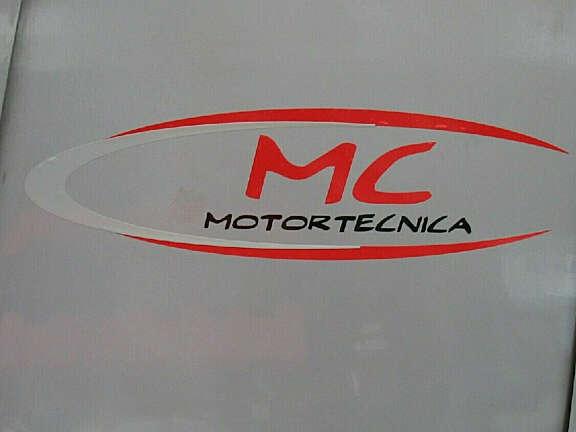 Primo piano Logo MC 1