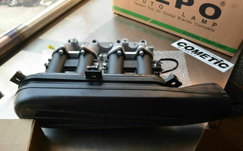 Airbox 4 farfalle XU10 J4 RS 5