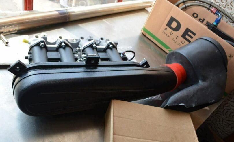 Airbox 4 farfalle XU10 J4 RS 6