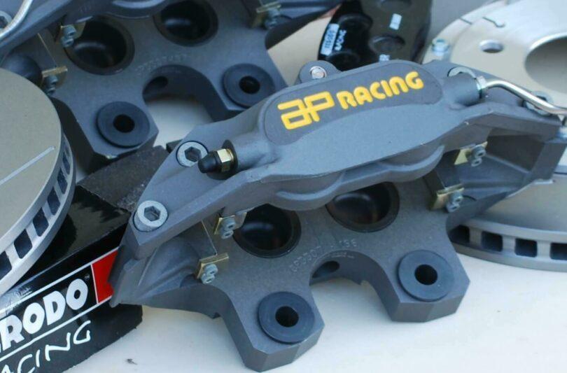 Ap Racing Peugeot 306 Gr A