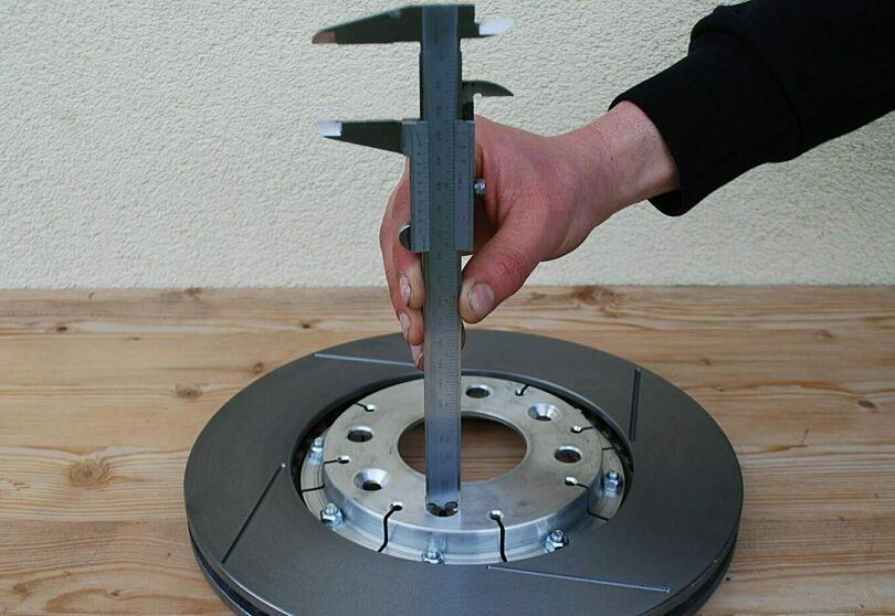 Tecnica fremi misura altezza