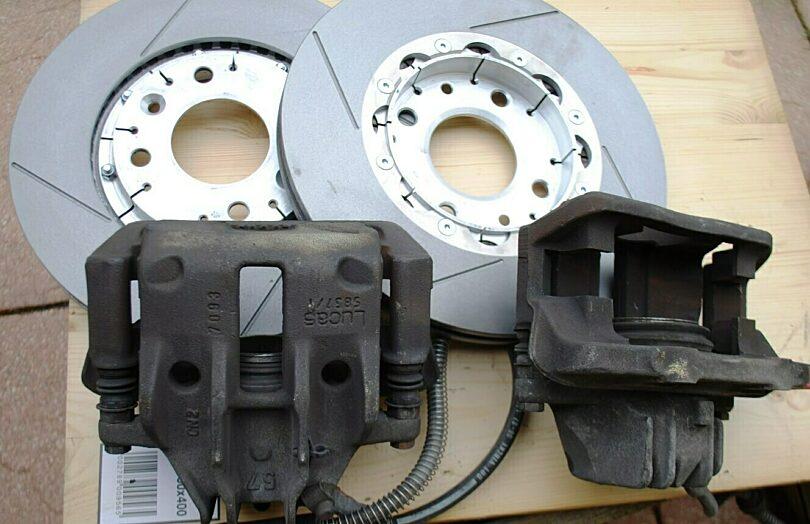 Tecnica freni impianto 306 GTI