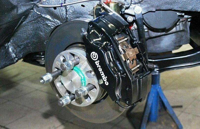 Tecnica freni pinza 406 Clio